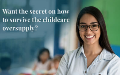 How your childcare centre can thrive through oversaturation