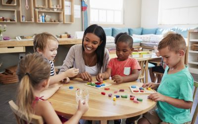 International Women's Day: Women in Childcare Services